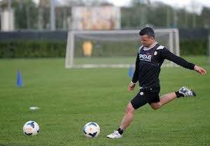 fitness coach training with gpexe antonio di natale
