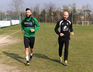 pordenone calcio training gpexe
